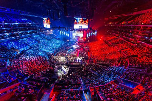 eSports-League Of Legends The Future of Gaming