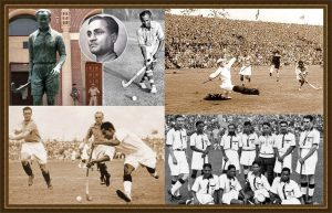 Dhyan Chand - The Wizard of Hockey