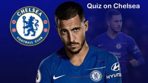 Quiz on Chelsea FC