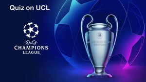 Sports Quiz on Champions League
