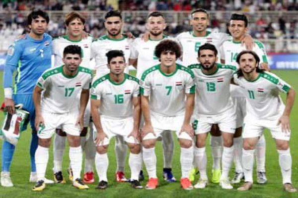 Image result for iraq football team 2019
